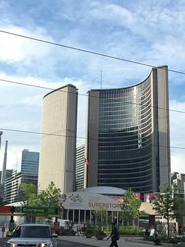 新市政厅旅游景点攻略图
