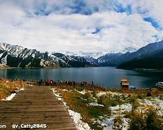 我在新疆的七次旅行—第一站,天山天池