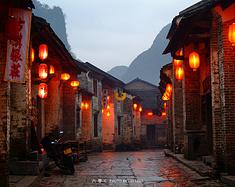 古镇黄姚—千年的藏匿