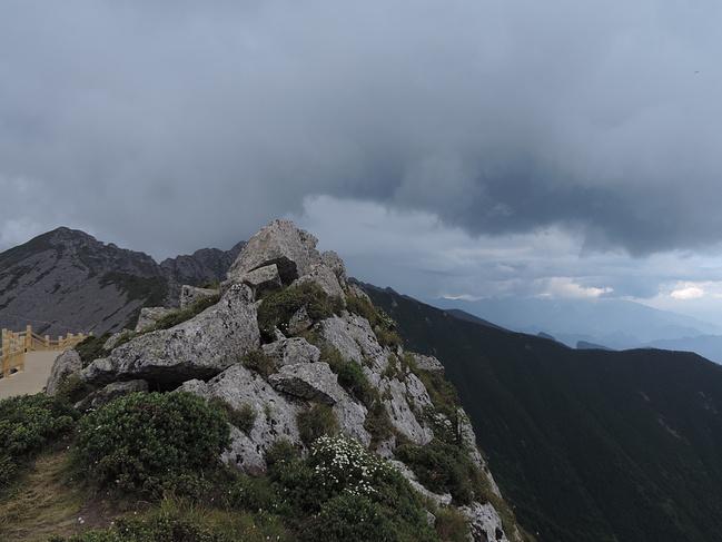 太白山国家森林公园图片