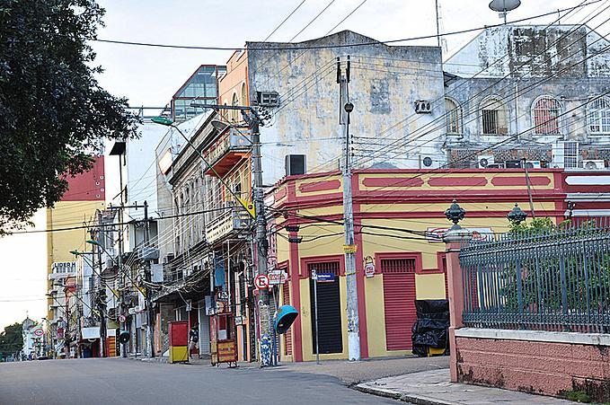 玛瑙斯贫民窟图片