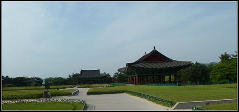 东宫与月池旅游景点攻略图