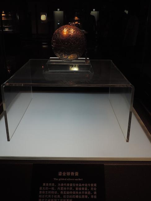 法门寺博物馆图片