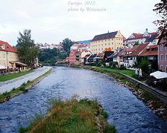 中欧之旅,环游童话世界