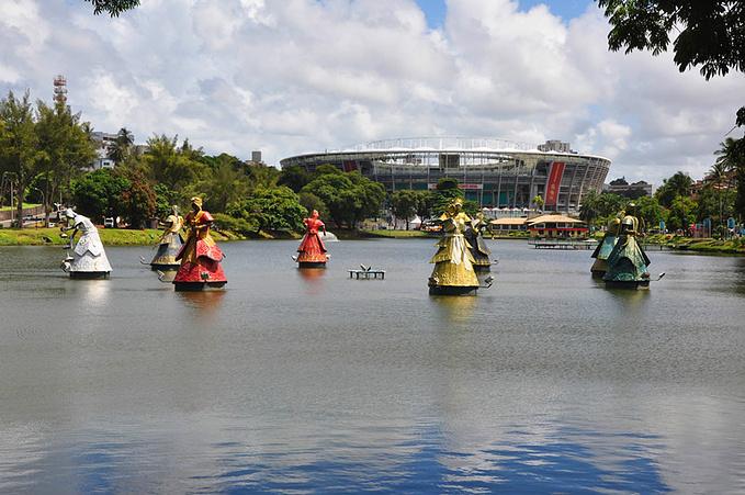 新水源体育场图片