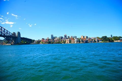 悉尼海港大桥旅游景点攻略图