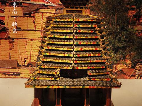黔东南州民族博物馆旅游景点图片