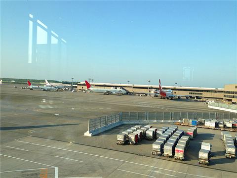 成田国际机场旅游景点攻略图