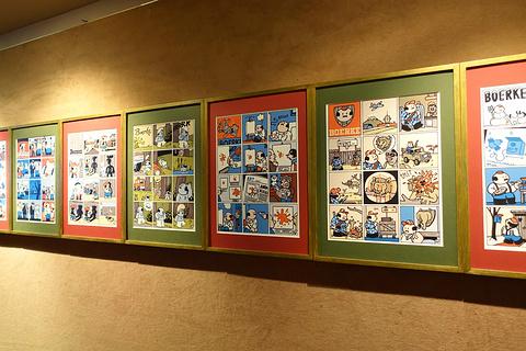 漫画博物馆旅游景点攻略图