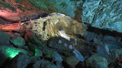冰壶洞的图片