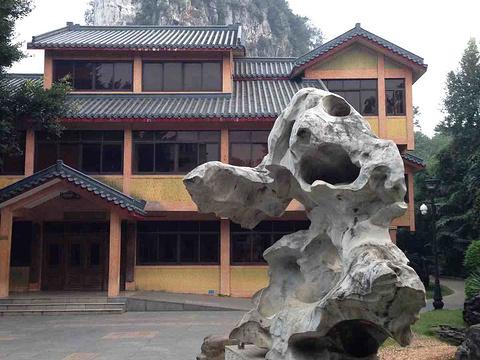 八桂奇石馆旅游景点图片