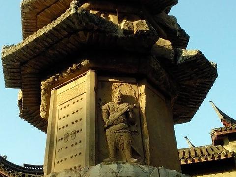 栖霞寺舍利塔旅游景点图片