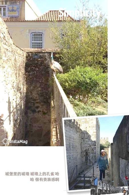 圣若热城堡图片