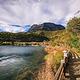 泸沽湖观景台