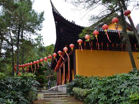 大阳山国家森林公园文殊寺景区旅游景点图片
