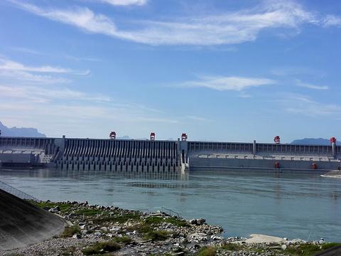 三峡大坝旅游区旅游景点图片