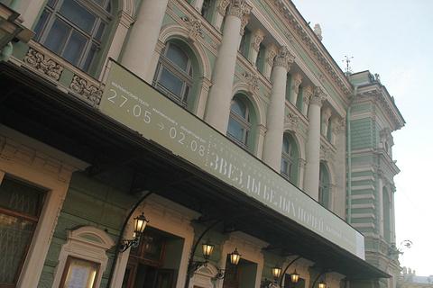马林斯基剧院旅游景点攻略图