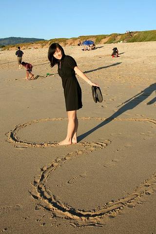 """""""半月湾是位于湾区的一个海滨小镇,算不上有特别之处,却是舒适宜人的地方_半月湾""""的评论图片"""