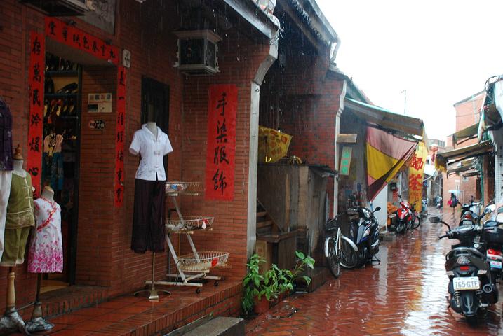 """""""...季略显萧条,但其实,在这里也藏着台湾玻璃馆、妈祖文物馆、渔业展览馆等很多值得前去一看的古迹展馆_鹿港""""的评论图片"""