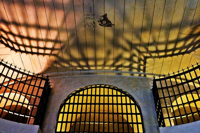 古监狱图片