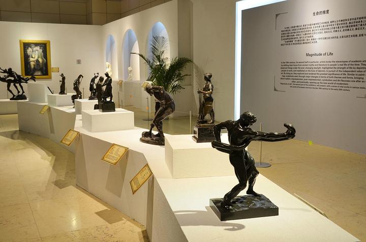 """""""很值得慢慢参观,并且博物馆还有专门的厅播放介绍三峡的环幕电影,有特定的时间播出,上午11点和下..._三峡博物馆""""的评论图片"""