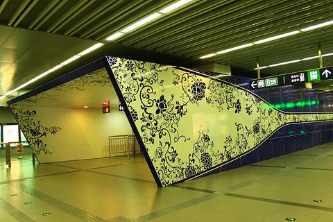 地铁北土城站