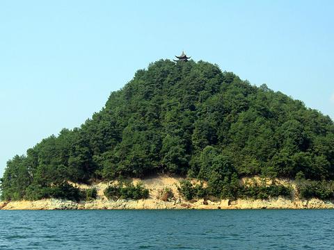 月光岛(五龙岛)旅游景点图片