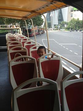 Big Bus上海观光巴士旅游景点攻略图