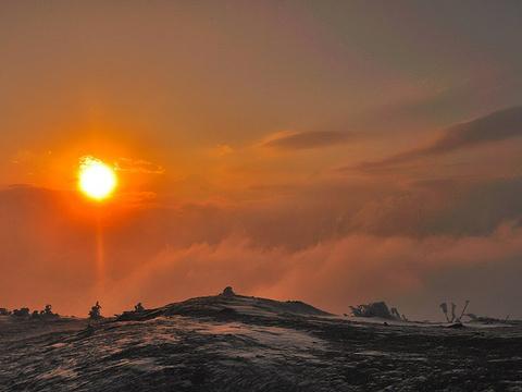 贡嘎山旅游景点图片