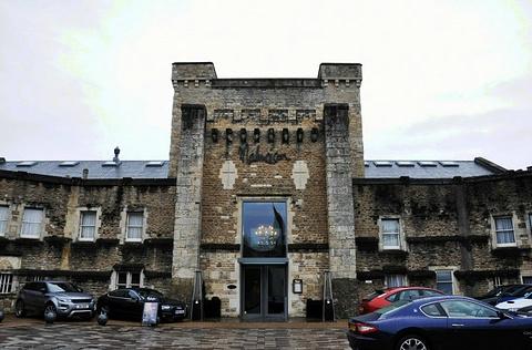 牛津城堡和监狱