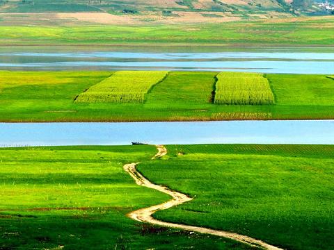 鸭绿江旅游景点图片