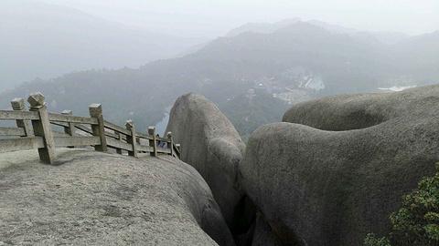 太姥山旅游景点攻略图