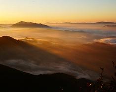 桂林猫儿山——观壮丽云海看唯美日出
