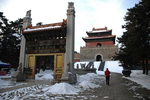 清东陵旅游景点攻略图