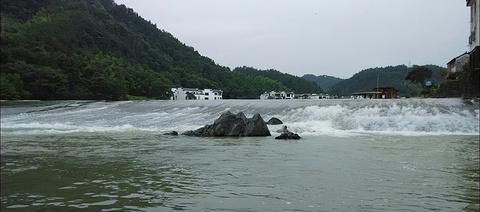 渔梁坝旅游景点攻略图