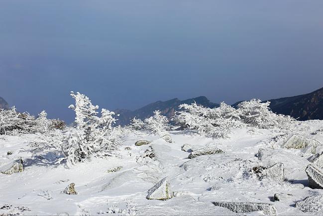 鳌山之巅图片