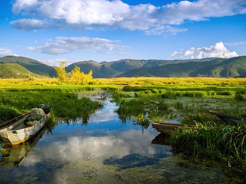 泸沽湖旅游景点图片