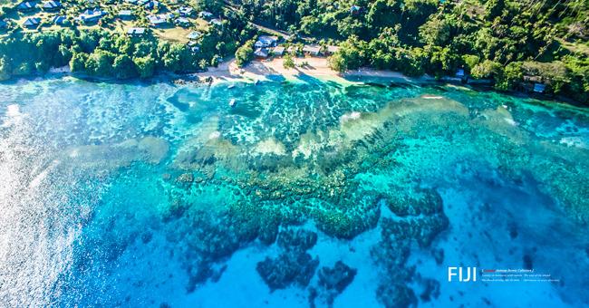 塔韦乌尼岛图片