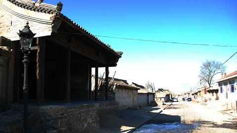 鸡鸣驿古城旅游景点攻略图