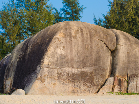 磨子石景区旅游景点图片