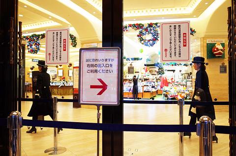 大阪高岛屋旅游景点攻略图