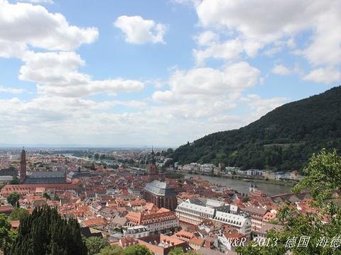 城堡花园旅游景点图片