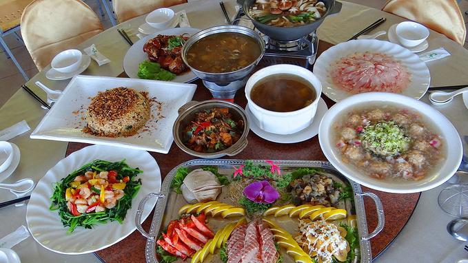 邵族风味餐图片