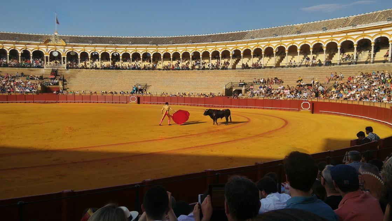 碧血黄沙——在塞维利亚看斗牛