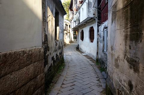 同里古镇旅游景点攻略图