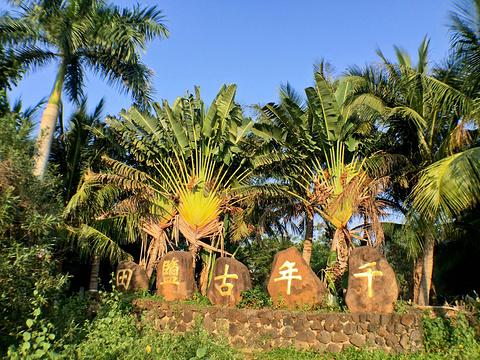 儋州千年古盐田旅游景点图片