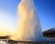从黄金旅游圈看冰岛的国家气质