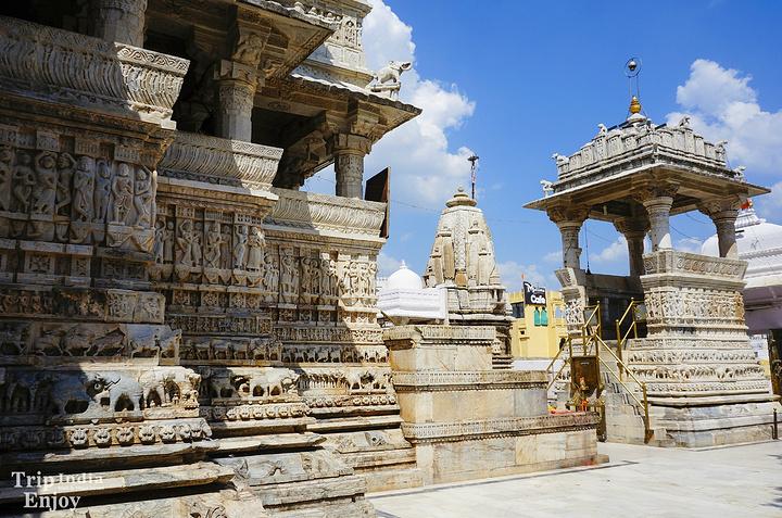 亚洲 印度 拉贾斯坦邦 乌代布尔市 - 西部落叶 - 《西部落叶》· 余文博客