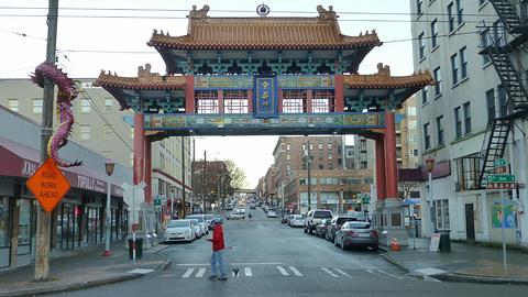 西雅图唐人街旅游景点攻略图