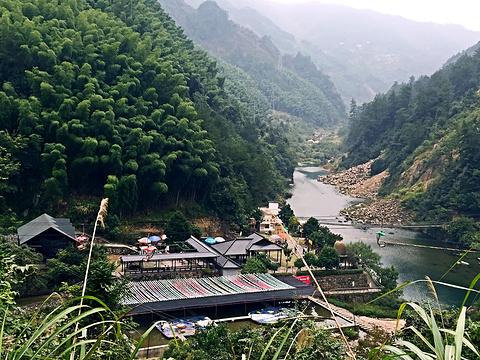 浙西大峡谷的图片